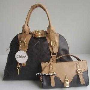 chloe black apricot leather 50896