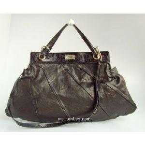 chloe black leather 508904