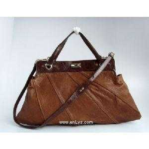 chloe coffee leather 508904
