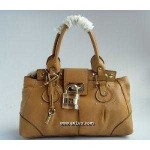 chloe apricot leather 508905