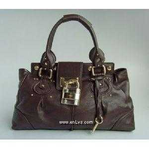 chloe coffee leather 508905
