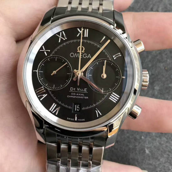 OMEGA  デ・ヴィル コーアクシャル クロノグラフ De Ville CO-Axial Chronograph  431.10.42.51.01.001